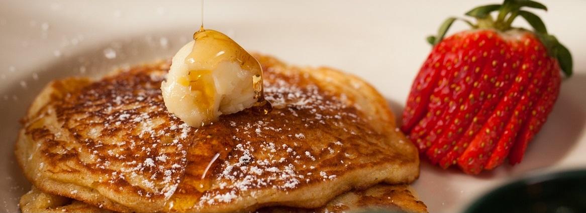 Cedar Falls Breakfast Pancakes