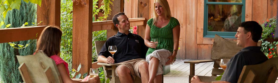 Romantic getaways in Ohio