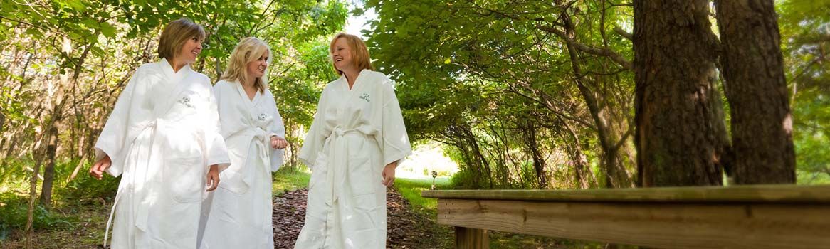 Spa services in Hocking Hills