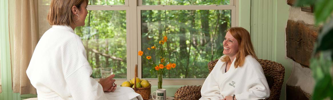 Spa treatments in Hocking Hills