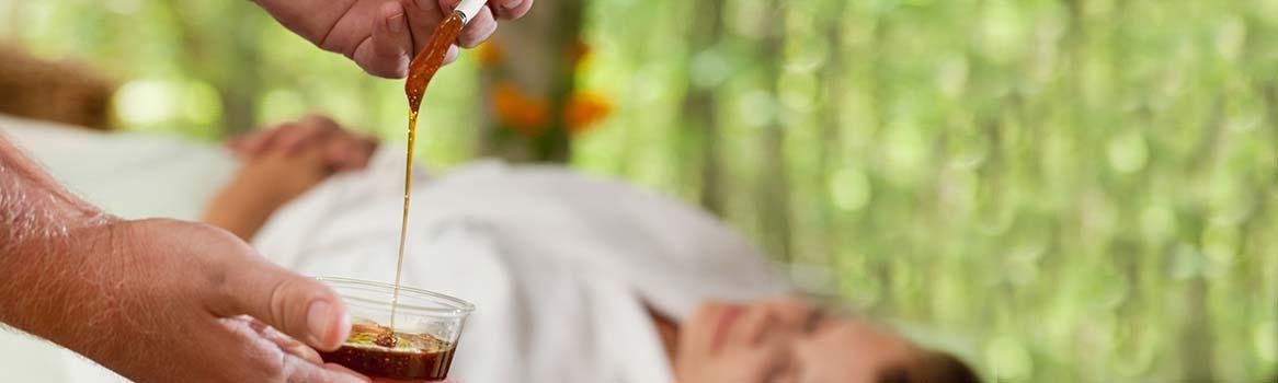 Hocking Hills spa services