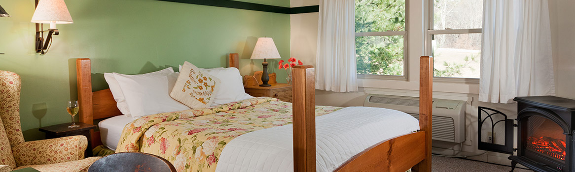 Inn and Spa at Cedar Falls cabin rentals