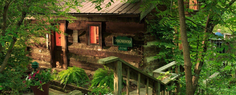Dogwood Cabin Exterior