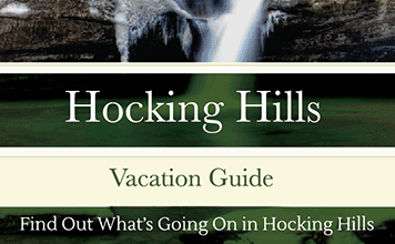 Request Your Hocking Hills Vacation Guide