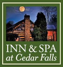 inn at cedar falls logo