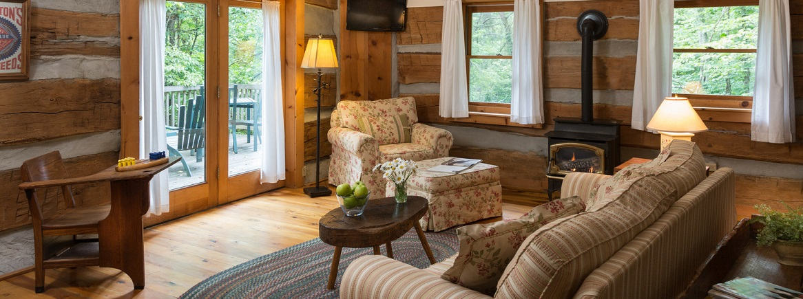 Tree House Cabin In Hocking Hills Ohio Inn Amp Spa At