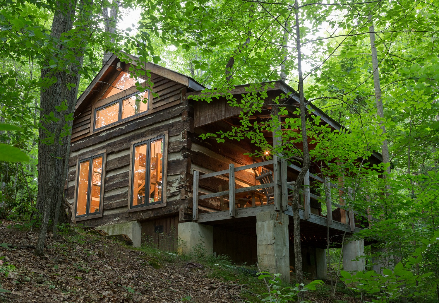 your guide to the ultimate getaway in hocking hills luxury
