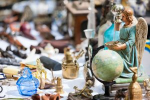 Antiques at the Hocking Hills Market