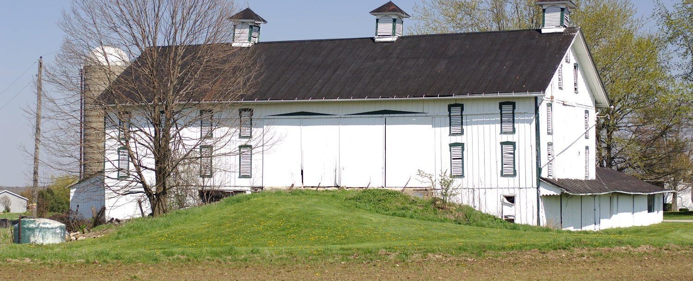 Dairy Barn Arts center exterior