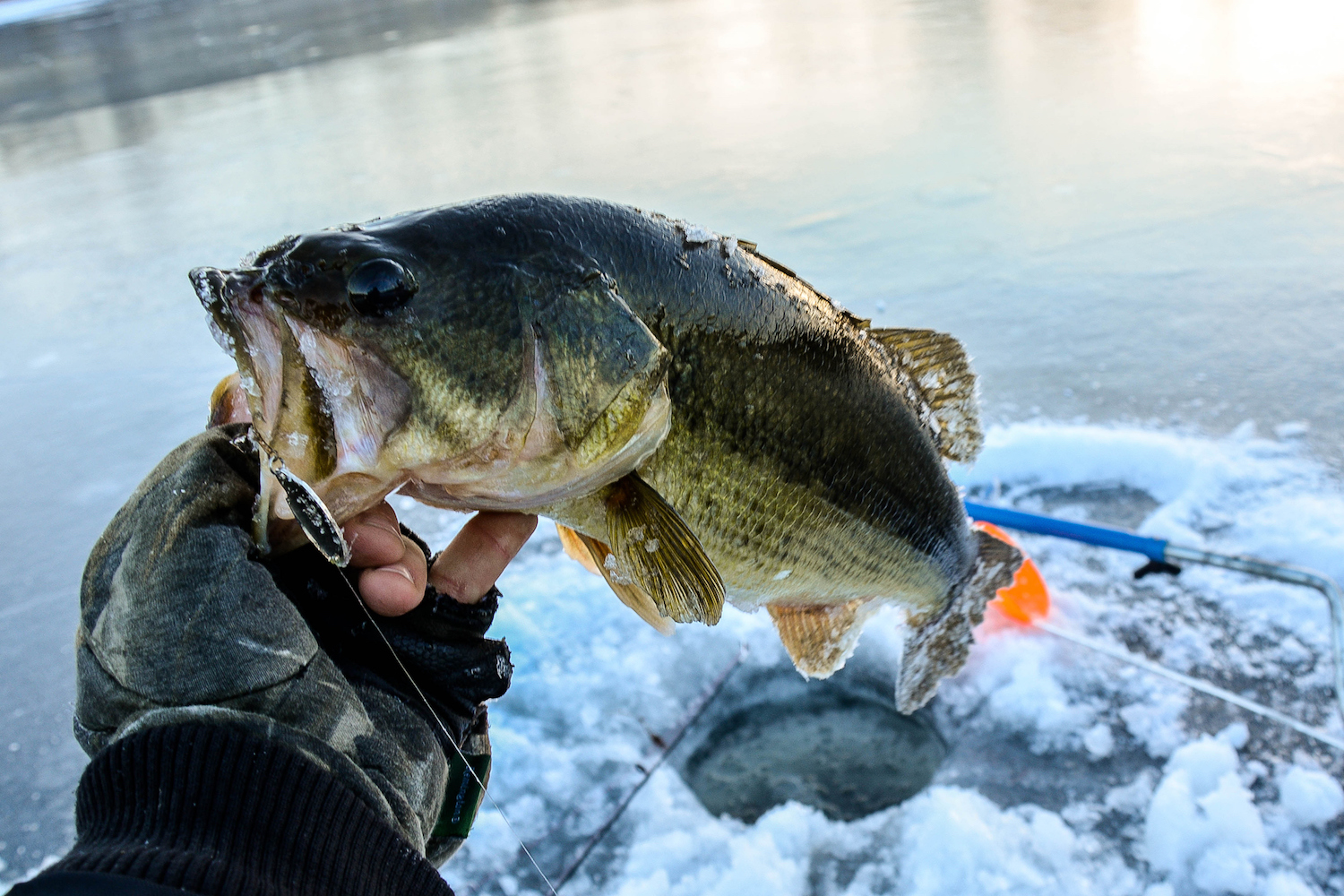 Your guide to the best ohio ice fishing inn and spa at for Best fishing in ohio