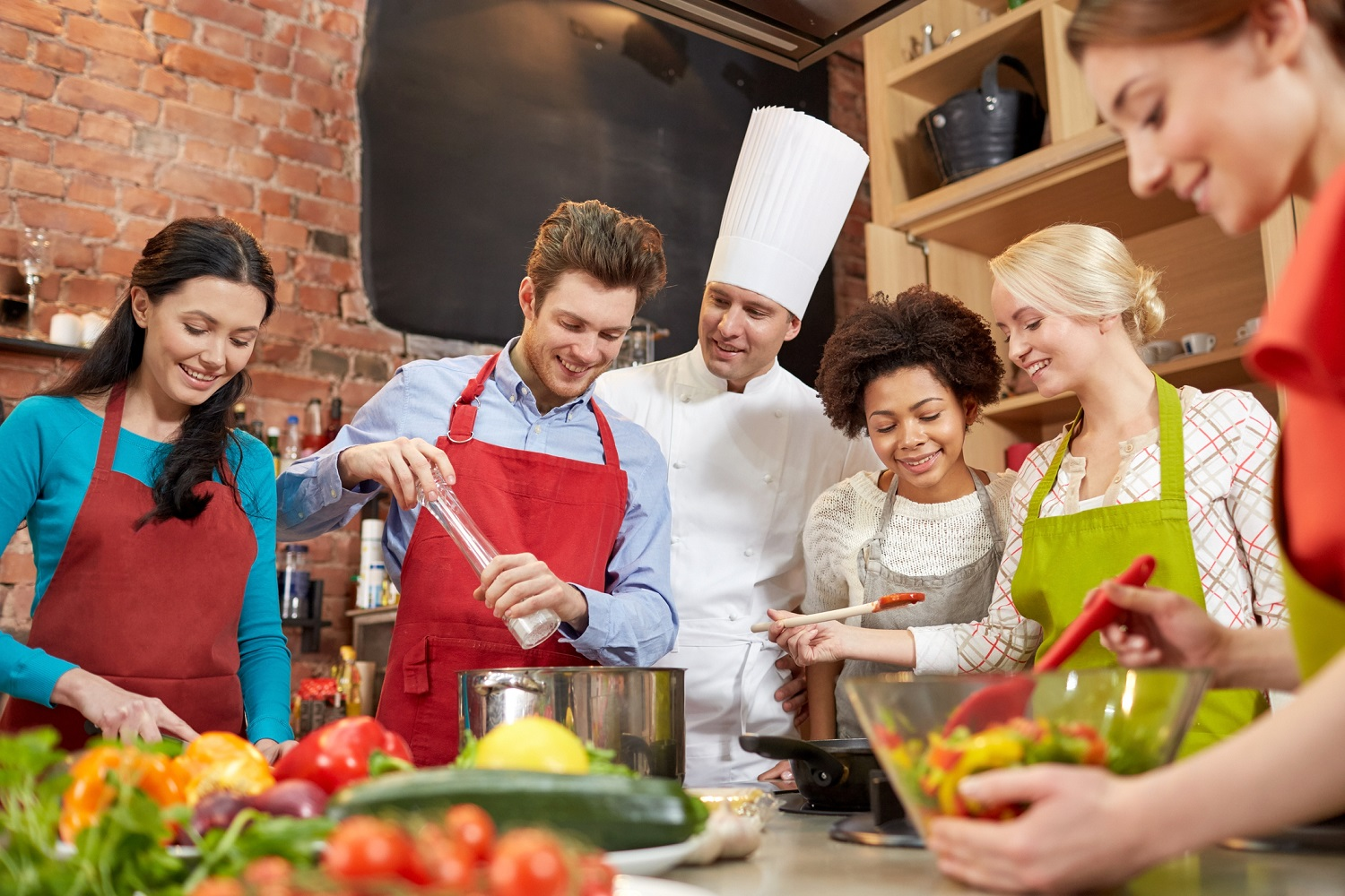 5 Of The Best Cooking Classes In Ohio Inn And Spa At Cedar Falls
