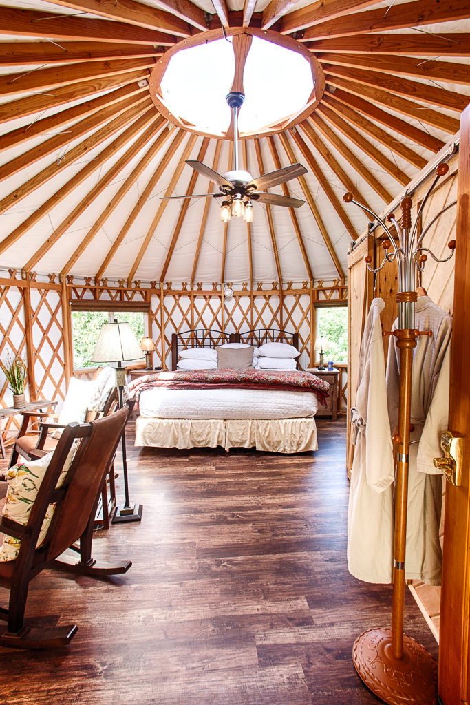 Yurts Inn And Spa At Cedar Falls If you're looking for 'yurt rentals near me,' you've come to the right place! yurts inn and spa at cedar falls