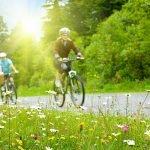 Hocking Hills Bike Trails