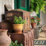 Inn Porch