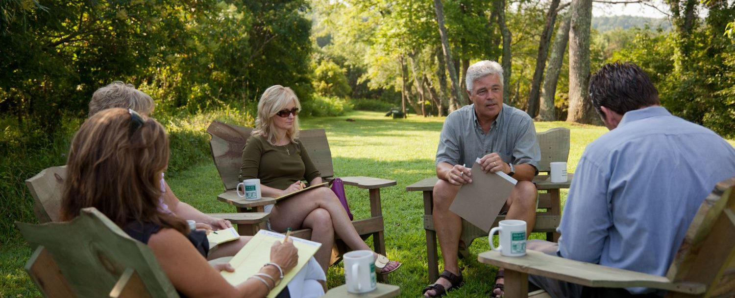 Hocking Hills Meetings