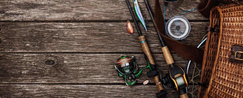 Hocking Hills Fishing