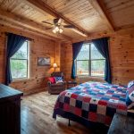 patriot lodge bedroom