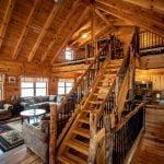 Bear Fork staircase
