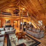 Bear Fork living area