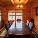 Bear Fork dining table