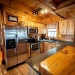 Bear Fork kitchen