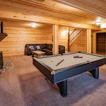 Bison Lodge pool table